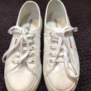 2790 Superga platform sneaker 37 1/2